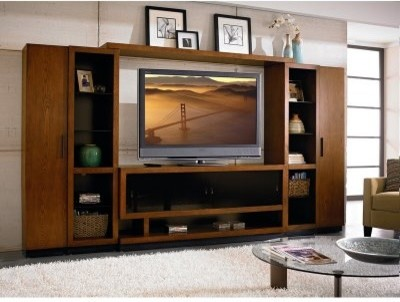 Martin Home Furnishings Gravity 6 Piece 70 in. TV Entertainment ...