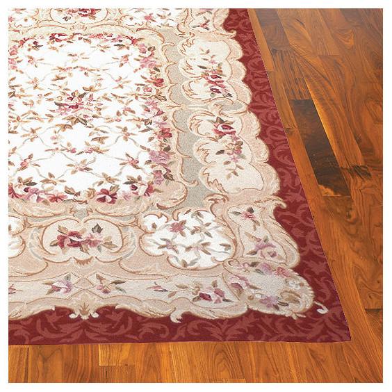 "Northrop Wool Area Rugs - 1'8"" x 2'6"" traditional-rugs"