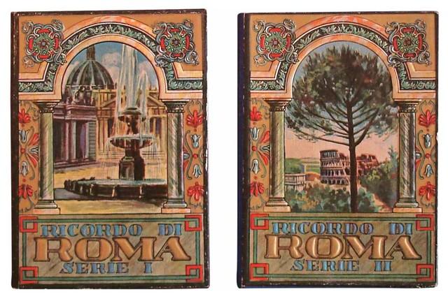 Ricordo di Roma Books mediterranean-books