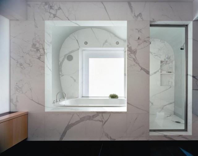 Calcutta Bathroom eclectic-bathroom