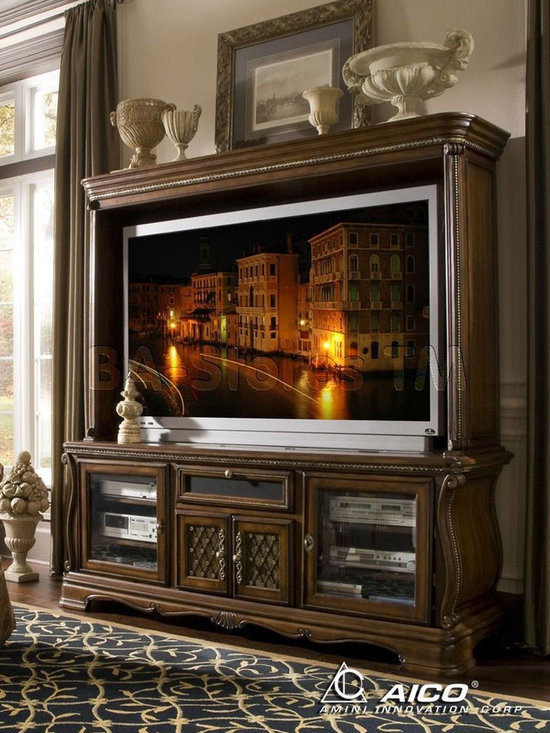 The Sovereign Entertainment Unit by Michael Amini -