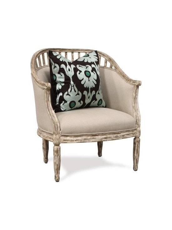Shabby Chic Living - Bliss Studio Jules Arm Chair