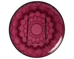 Jamun Wall and Table Plate contemporary-home-decor
