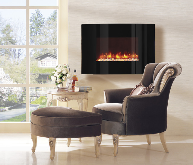 Dynasty Fireplaces eclectic-indoor-fireplaces