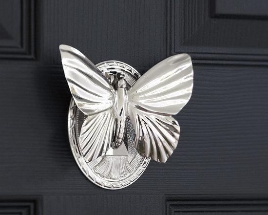 Butterfly Knocker -