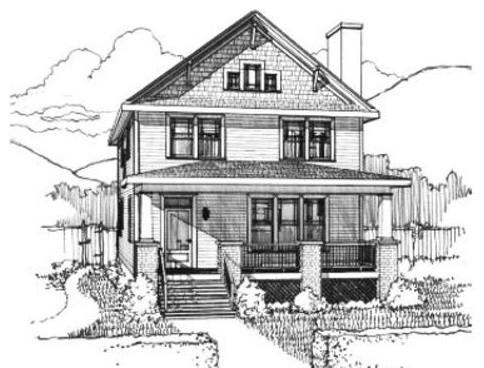 House Plan 79-266