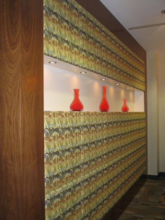 Fabric Wall Panels - Salon Interiors Inc
