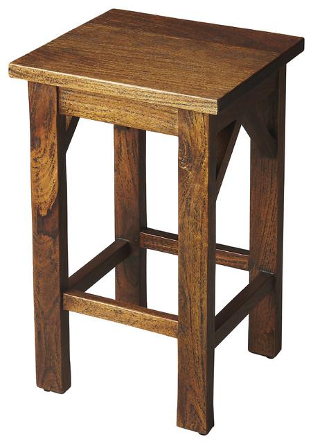 Hubbard Solid Wood Backless Bar Stool Transitional Bar  : transitional bar stools and counter stools from www.houzz.com size 452 x 640 jpeg 83kB