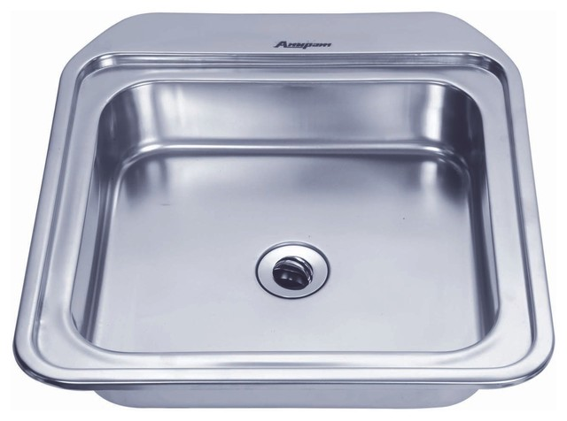 Model No 518 Asian Kitchen Sinks Other Metro By