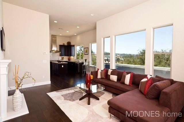 Edgehill San Rafael, CA contemporary-family-room