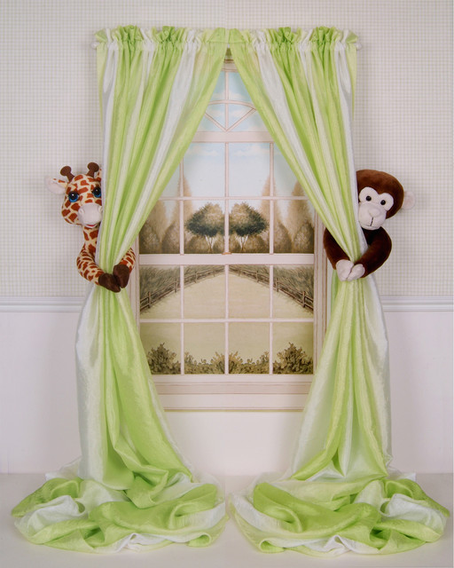 How To Install Curtains Over Vertical Blinds Baby Elephant Curtains