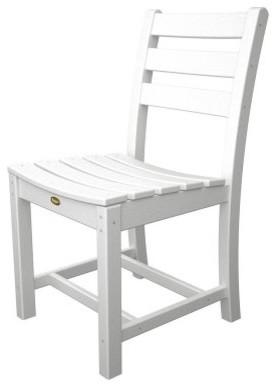 Trex Outdoor Furniture Monterey Bay Dining Side Chair modern-patio-furniture-and-outdoor-furniture