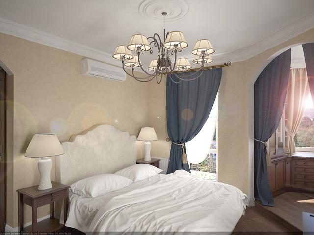 Hause in Alupka (Krym) mediterranean-rendering