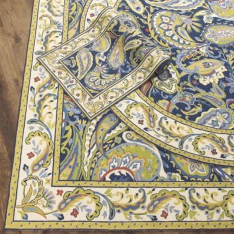 Abigail rug traditional rugs by ballard designs for Ballard designs kitchen rugs