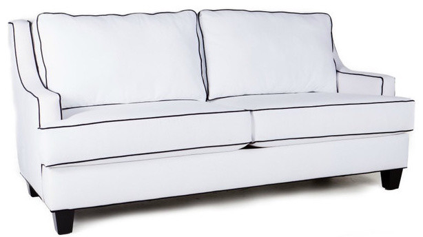 The Quinn Sofa traditional sofas