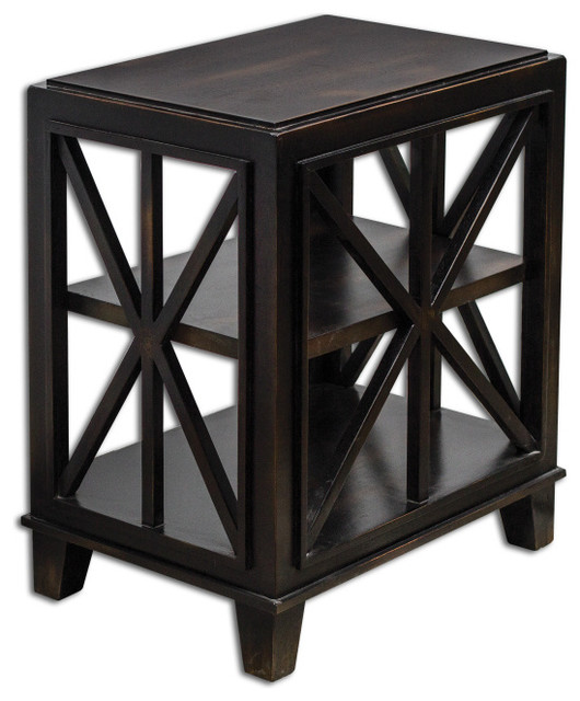 Asadel End Table traditional-side-tables-and-end-tables