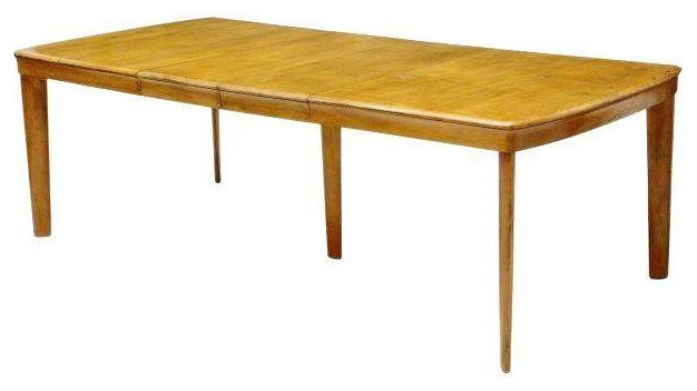 SOLD OUT Vintage Heywood Wakefield Dining Table 2000  : midcentury dining tables from www.houzz.com size 626 x 352 jpeg 35kB