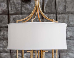 Regina Andrew Le Chic Gold Chandelier traditional chandeliers