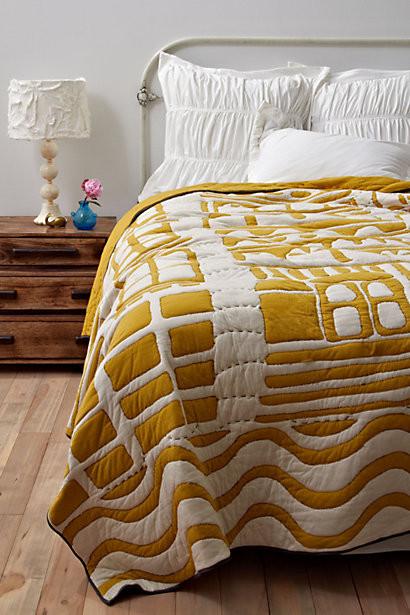 Alvorada Quilt contemporary-quilts-and-quilt-sets