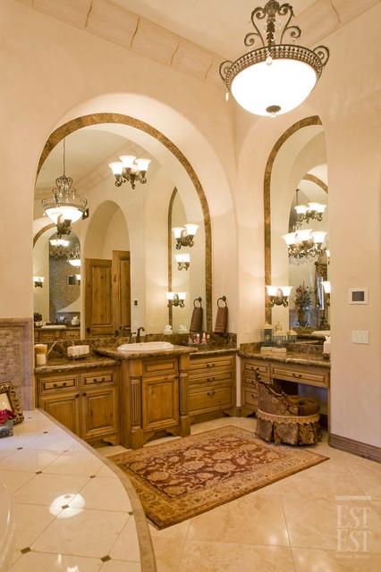 Traditional Residence 3 traditional-bathroom