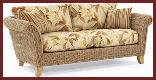 Island Way Seagrass Sofa traditional-patio-furniture-and-outdoor-furniture