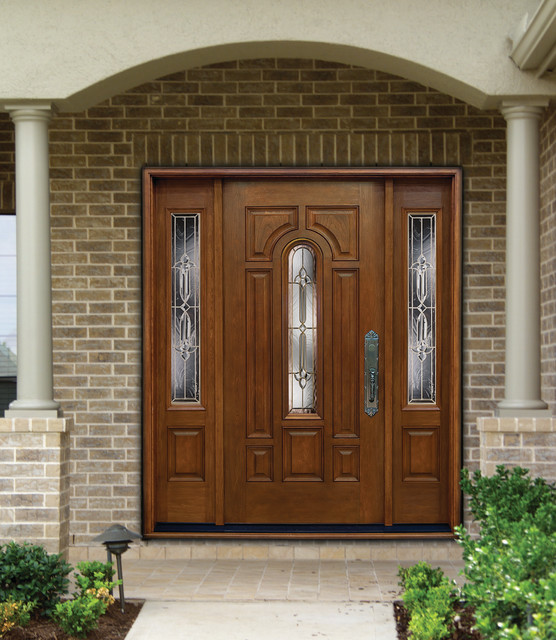 Home entrance door exterior door styles for Front doors for homes