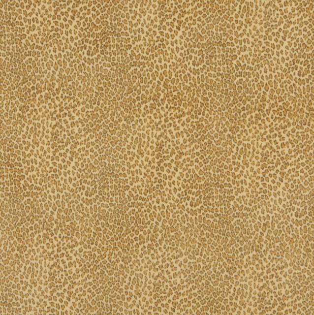 E403 cheetah animal print microfiber fabric contemporary for Designer animal print fabric
