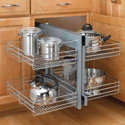 Kitchen Cabinet Accessories : Cabinet Accessories - Kitchen Drawer Organizers - by Custom Service ...