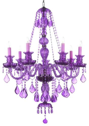 Purple crystal chandelier lighting democraciaejustica purple crystal chandelier lighting traditional aloadofball Gallery