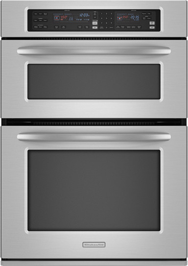 Kitchenaid 30 Quot Combination Built In Oven And Microwave