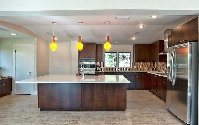 Lakeview Remodel, Greenbelt Homes, Austin Texas contemporary-kitchen