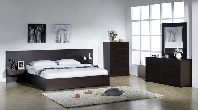 elegant quality modern bedroom sets with extra storage