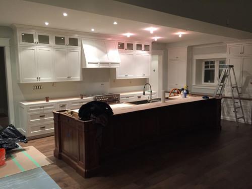Oakville Kitchen Installation