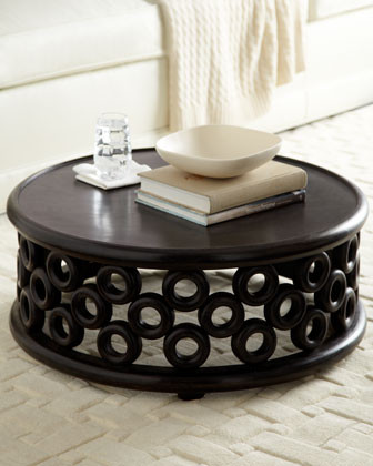 Arteriors Belmar Coffee Table traditional-coffee-tables
