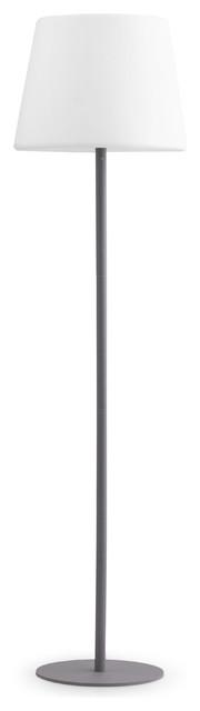 Lumen Floor Lamp Multicolor transitional-floor-lamps