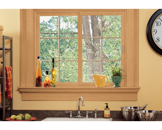 Glider Fiberglass Windows -