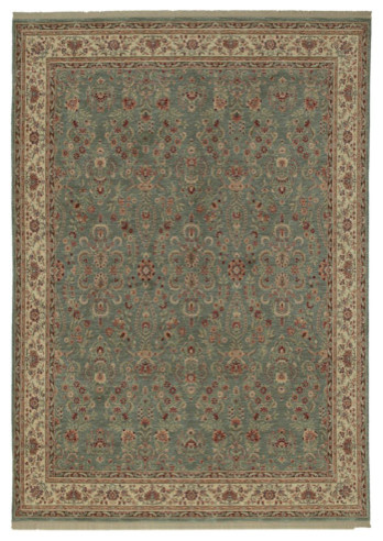 Lalita Rug in Blue traditional-rugs