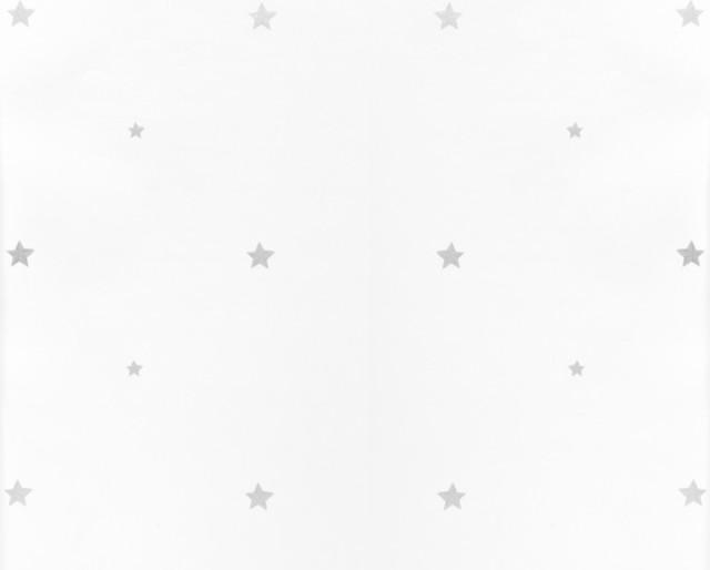 hero stars wallpaper white grey contemporary