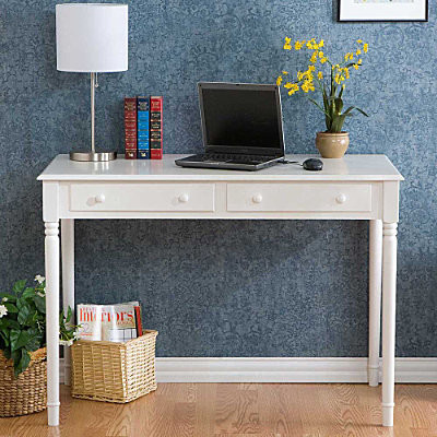 New Haven Writing Desk contemporary-desks-and-hutches