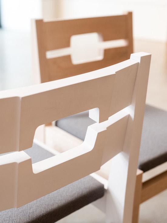 Angular Chair -