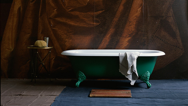 eclectic bathtubs by drummonds-uk.com