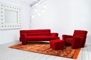 Confucius Sofa & Armchair modern-sofas