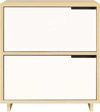 Blu Dot - Modulicious Lateral File - Modern - Filing Cabinets - by 2Modern