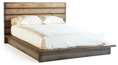 Richardson Reeves Bed contemporary-beds