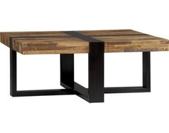 Seguro Square Coffee Table contemporary coffee tables