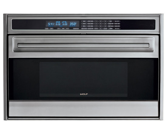 """Wolf 36"""" L Series Built-In Oven  Stainless Steel 