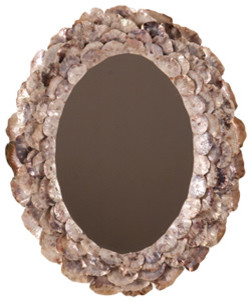 Nest Mirror contemporary mirrors