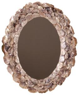 Nest Mirror contemporary-wall-mirrors