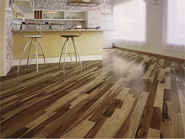 Triangulo Exotic Flooring Tropical Hardwood Flooring San Francisco By