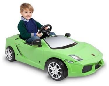 Big toy lamborghini gallardo lp560 pedal car modern